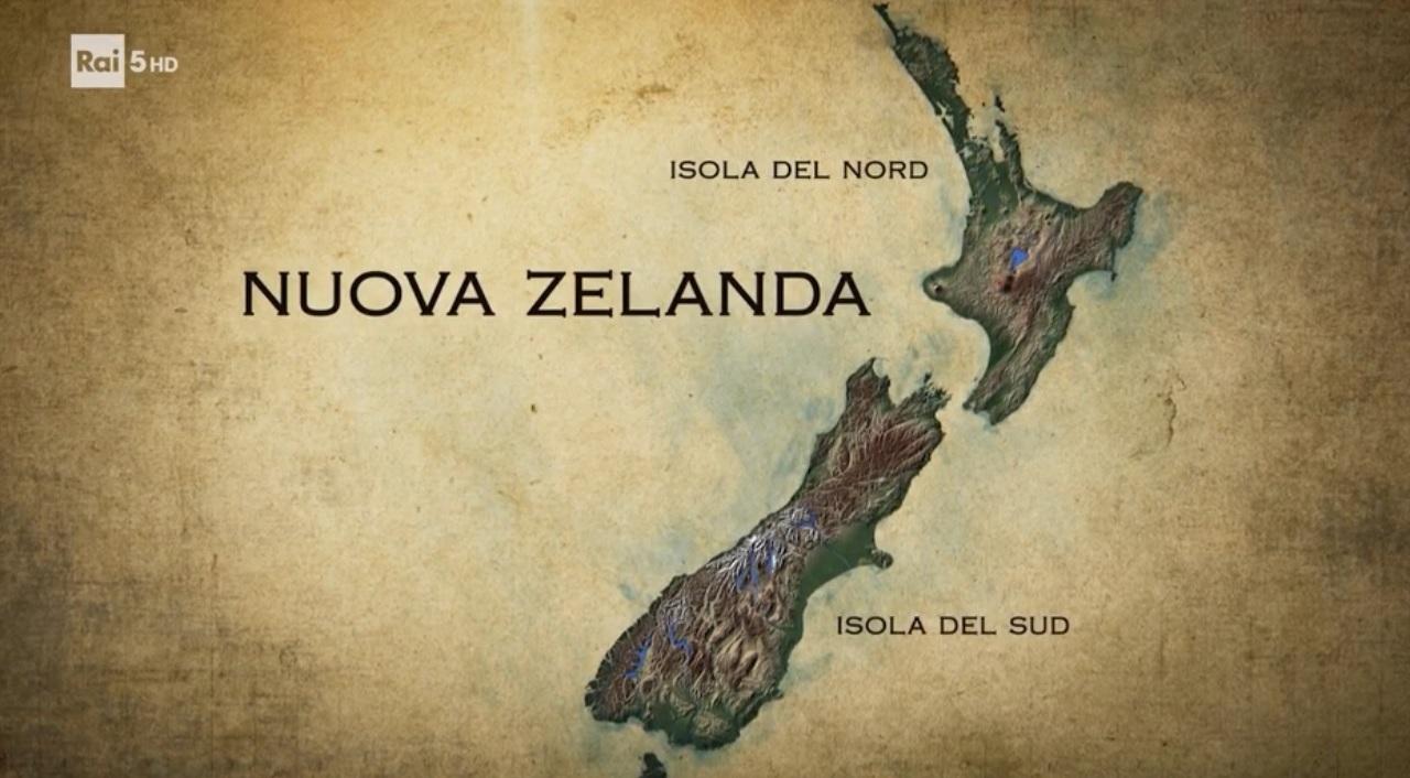 Cartina Nuova Zelanda.Nuova Zelanda Mappa Esperienziando Vitae